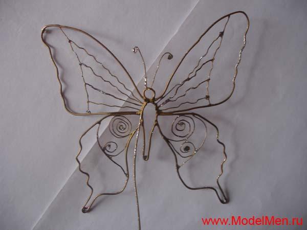 Поделка бабочка. Бабочки из бумаги своими руками. Как