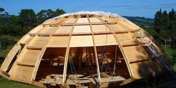Купол для обсерватории своими руками фото 706