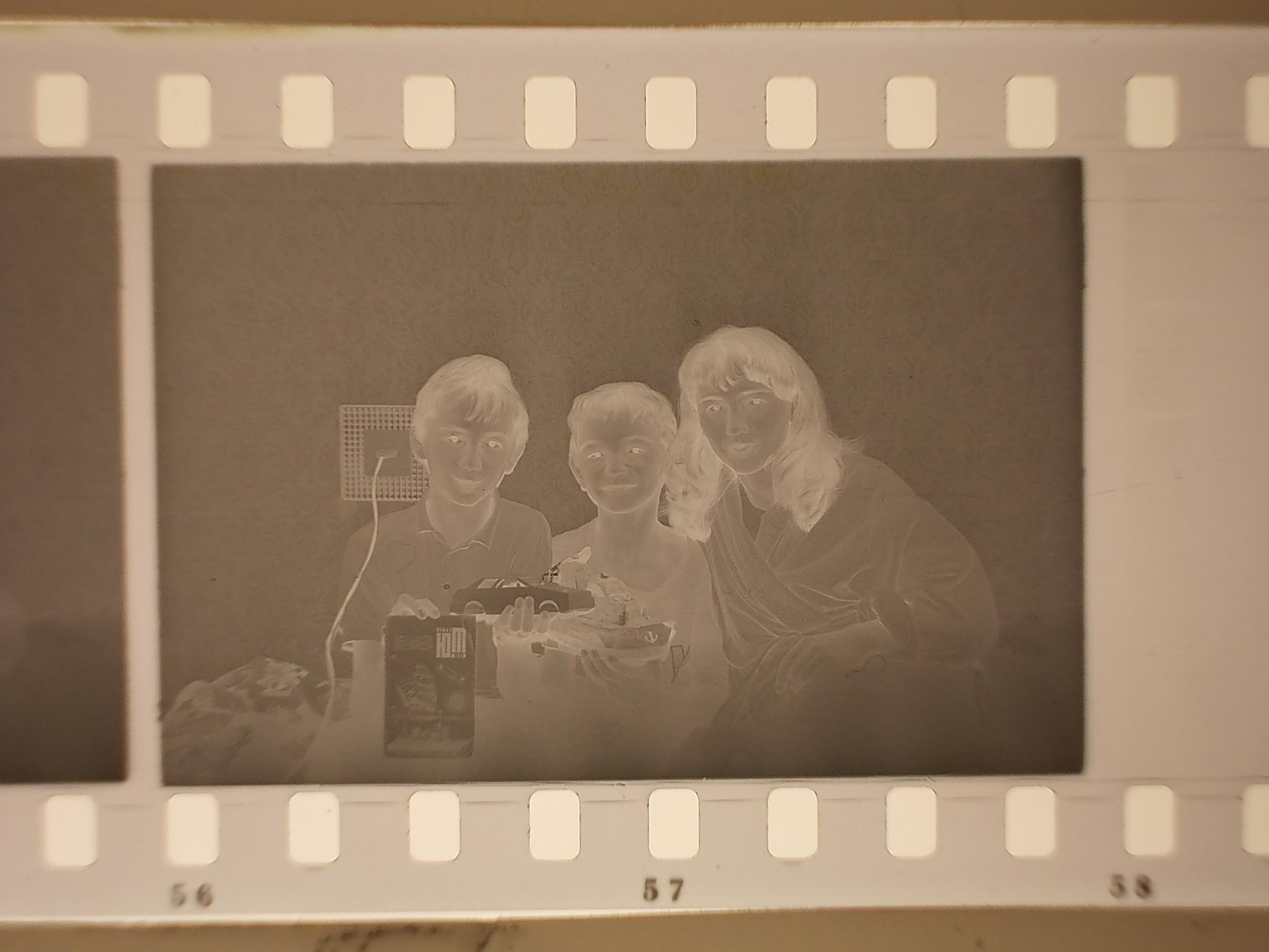 Чем отличаются фотопленка и фотопоток